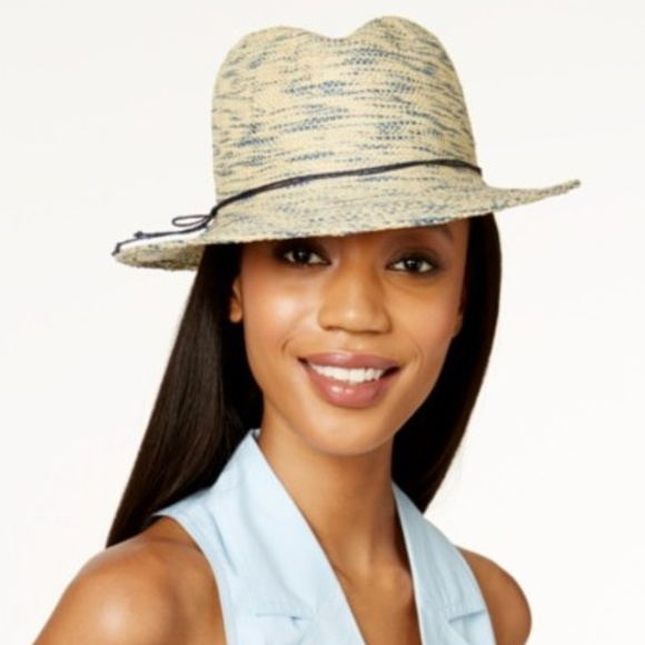 a96b7a8e986fe6 August Hats Accessories | August Hat Co Womens Packable Colorblock ...